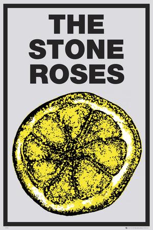 Stone Roses-Lemon Plakat