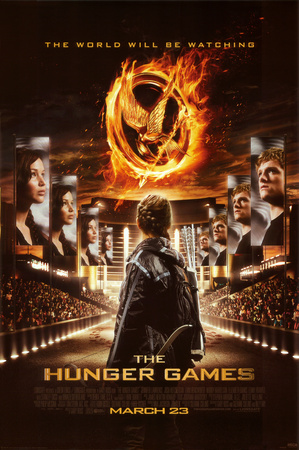 Hunger Games - Stadium poster