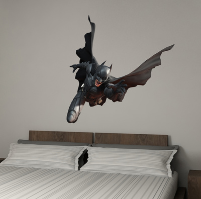Batman - The Dark Knight Rises Wall Decal