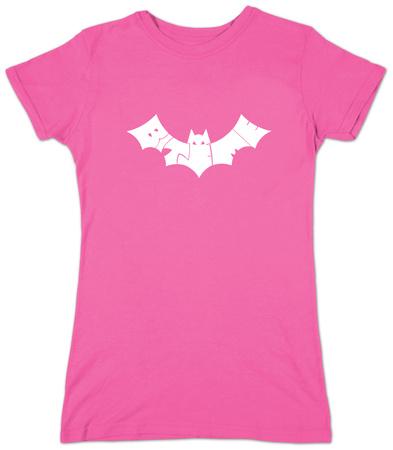 Juniors: Bite Me Bat Shirt