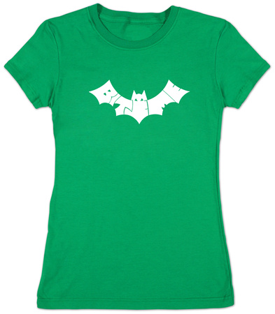 Juniors: Bite Me Bat Shirts