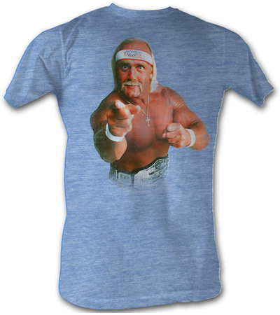 Hulk Hogan - Faded Hulk T-Shirt
