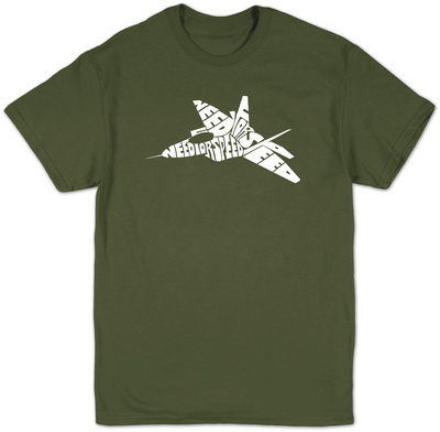 Need for Speed - Fighter Jet T-Shirt