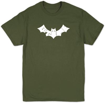 Bite Me Bat Shirts