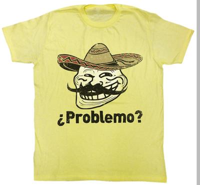 You Mad - Problemo Shirts