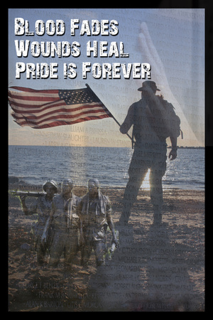 Pride Is Forever Prints by Jobe Waters