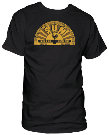 Sun Records - Memphis Logo Shirts