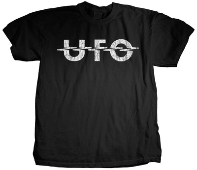 UFO-Vintage Logo Shirt