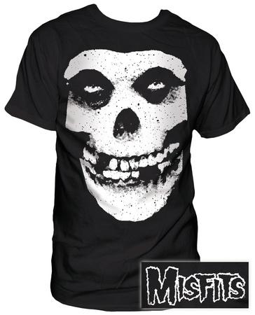 Misfits - Skull & Logo Shirts