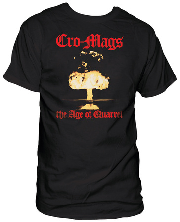 Cro Mags - The Age of Quarrel T-Shirt