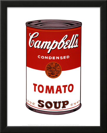 Campbell's Soup I, 1968 Posters by Andy Warhol