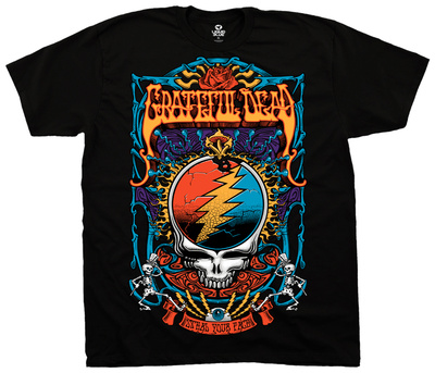Grateful Dead- Steal Your Trippy Shirts