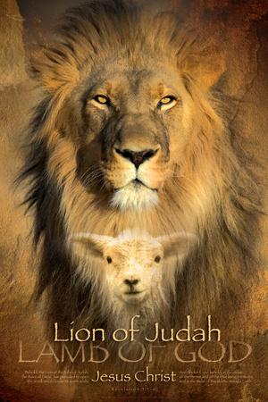 Judah Lion Plakát