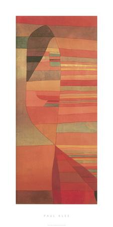 Orpheus, c.1929 Serigraph by Paul Klee
