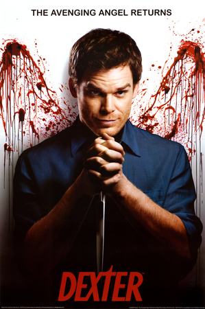 Dexter - Angel Poster