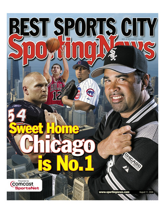 Best Sports City Chicago - August 11, 2006 Photo