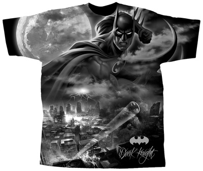 Batman - Gotham's Hero T-Shirt