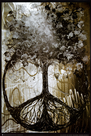 David Wolcott Wilhelm (Tree of Peace) poster