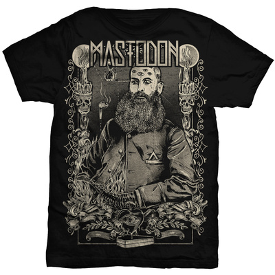 Mastodon - Beard T-shirts