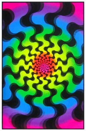Swirls Print