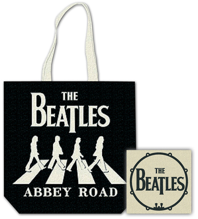 The Beatles - Abbey Road Sac cabas