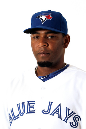 Dunedin, FL - March 02: Toronto Blue Jays Photo Day - Darren Oliver Fotografie-Druck