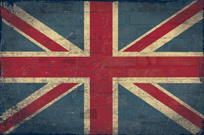 Vintage Britain, Union Jack Poster - AllPosters.co.uk