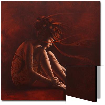Henna I Poster by  Cazal