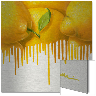 LiMoNi CoLaNti Art on Metal