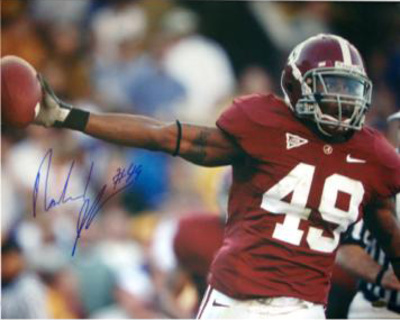 Rashad Johnson Alabama Celebration Photo