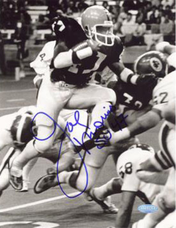 Joe Morris Syracuse Autographed Photo (Hand Signed Collectable) Photo