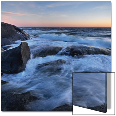 Skagerack Coast Art by  Strand
