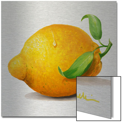 LiMoNe Art on Metal