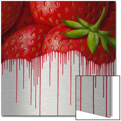 FrAgOLe CoLaNti Art on Metal