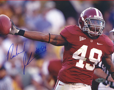 Rashad Johnson Alabama Celebration Photo Photo