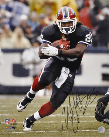 Marshawn Lynch Buffalo Bills Autographed Photo (Hand Signed Collectable) Photo