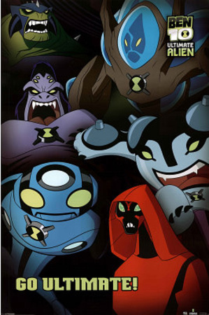 Ben 10 Ultimate Alien - Go Ultimate! Prints