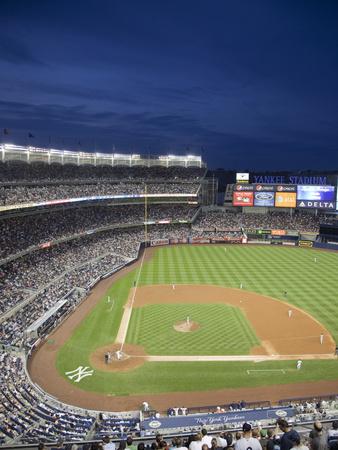 New Yankee Stadium, Located in the Bronx, New York, United States of America, North America Photographic Print by Donald Nausbaum