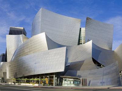 Walt Disney Concert Hall, Los Angeles, California, United States of America, North America Photographic Print by Richard Cummins