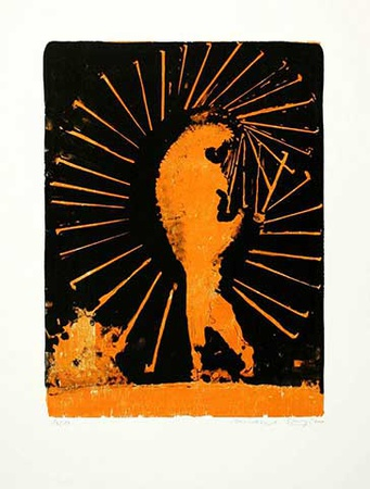 Golf, c.2002 Limited Edition av Reinhard Stangl