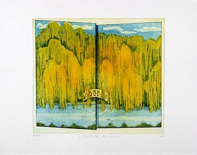 Geteilte Ansicht, c.2002 Limited Edition by Günther Fries