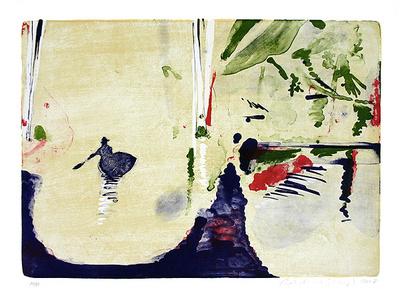 Amazonas 1, c.2007 Limited Edition av Reinhard Stangl