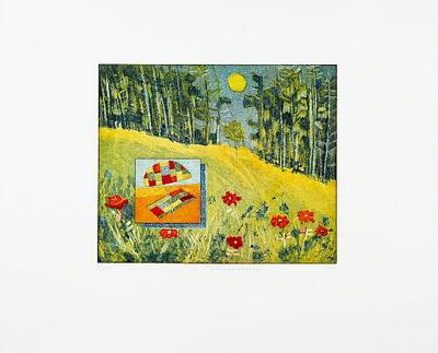 Träumereien, c.2002 Limited Edition by Günther Fries
