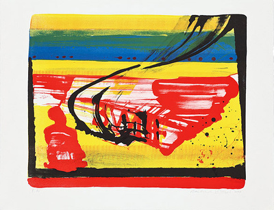 Karibik, c.2001 Limited Edition av Reinhard Stangl