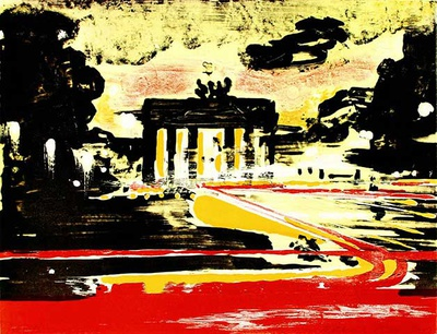 Brandenburger Tor Limited Edition