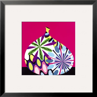 Hothouse Flowers I Prints by Mary Calkins