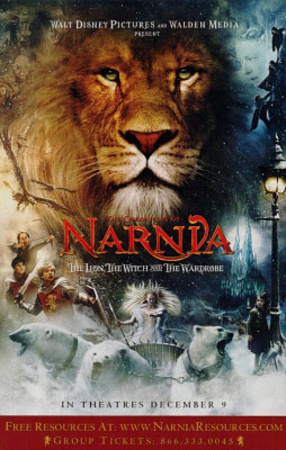 The Chronicles of Narnia (Lion, Witch, and the Wardrobe) Original