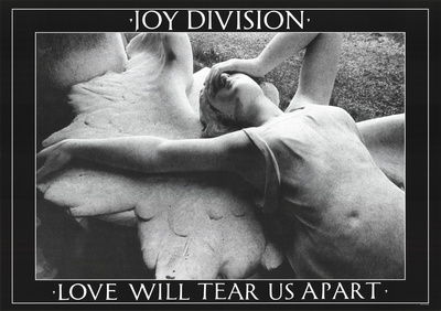 Joy Division (Love Will Tear Us Apart) Music Poster Print Photo