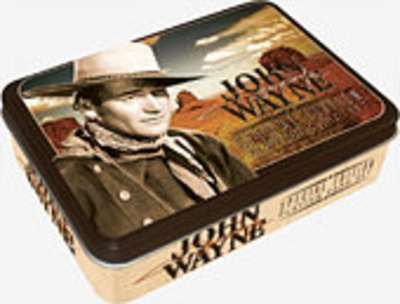 John Wayne Playing Card Tin Set Baralho
