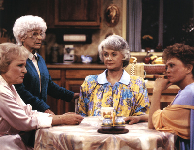 Golden Girls (Kitchen) Glossy TV Photo Photograph Print Photo